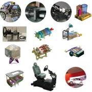 Bureau d'études techniques conception et réalisation mécanique
