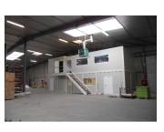 Bureau de fabrication modulaire - Dimension sur mesure