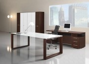 Bureau direction design contemporain - Toutes dimensions et coloris possibles