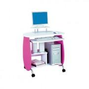 Bureau informatique pour enfants - Emplacement prévu pour imprimante