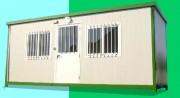 Bureau modulaire phytosanitaire - Durable et pratique