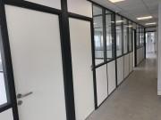 Bureaux avec plateforme cachée - Mezzanine cachée
