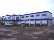 Bureaux préfabriqués 4 à 7 modules - Surface : 820 m²