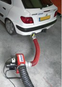 Buse aspirante - Kit extracteur ateliers autos