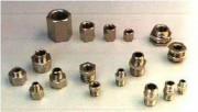 Buse axiale cone plein deux pièces - Code BFW