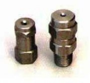 Buse axiale cone plein joints orientables - Code BC