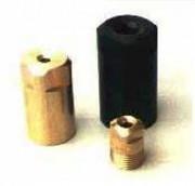 Buse axiale cône plein rond - Buse de pulvérisation en deux pièces