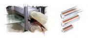 Buses à lames d'air ionisé - Pour nettoyage de surfaces