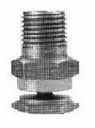 Buses axiales cone creux RC - Buse avec deflecteur
