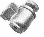 Buses cone creux-PC - Gamme moulle,avec réglage du débit