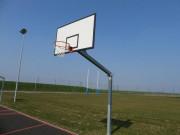 But de basket extérieur 1.80 x 1.05 m - Déport : 2m25