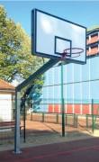 But de basket hauteur réglable - Déport 2,25 m - Hauteur réglable : 2,60 ou 3,05 m