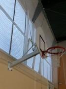 But de basket mural à hauteur fixe ou réglable - Déport standard de 0,60 m