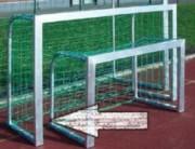 But de foot en alu 1,80 x 1,20m - Dimensions cage : 1,80m X 1,20m