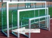 But de foot en alu 2,4 x 1,6m - Dimensions cage : 2,4m x 1,6m