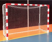 But de handball - Arceaux fixes Ø 32 mm -