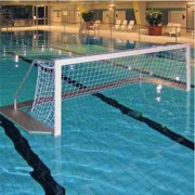But flottant de water-polo - Dimensions cadre : 80 x 40 mm