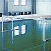 But water-polo aluminium - Flottants ou ancré au bord