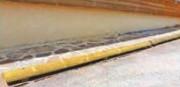 Butée de parking bois - Dimensions : 2m50 L