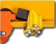 Butée de protection en fonte d'acier - Capacité : 2500 – 25000 Kg