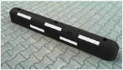 Butée de roues pour parking - Dimensions (Lxlxh) mm : 1000 x 150 x 127