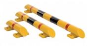 Butée de sécurité anti-choc - Matière : Polyuréthane - Diamètre : 80 mm - Longueur : 400 à 1200 mm