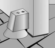 Butée et Blocage de Porte - Systeme pour garder la porte entre-ouverte