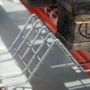 Butée podium - Facilite le positionnement des palettes sur rack