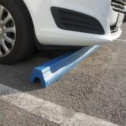Butoir de parking haute résistance - Matière : polyuréthane