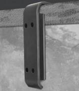 Butoir de quai acier - Absorption caoutchouc