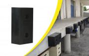Butoir de quai pare-chocs - Dimensions : de  L 400 x l 140 x H200 à L 790 x l 30 x H200