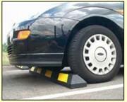 Butoir de stationnement - Pour aménagement des places de parking