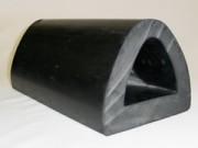 Butoir défense de quai fixe - Butoir en caoutchouc - Longueur de 5 à 20 m