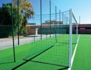 Buts de football 11 joueurs fixes - Dimensions : 7.32 x 2.44 m - Conformes NF EN 748
