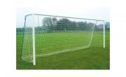 Buts de football 8 joueurs mobiles - Dimensions : 6 x 2.10 m - Conformes NF EN 748