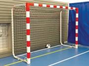 Buts de handball compétition - Arceaux Ø 50 - Conforme à la norme EN 749