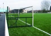 Buts football à 7 repliables sur mesure - Cadre arrière sur mesure : max. 3.60 m - Matière : Acier ou Aluminium