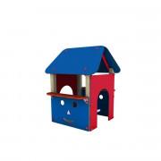 Cabane de jeux pour enfants - Dimensions (L x l x H) mm : 1050 x 1100 x 1300