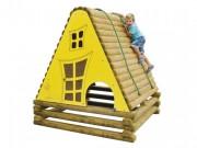 Cabane en bois pour enfants 1 à 12 ans - Norme EN 1176 / de 1 à 12 ans