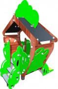 Cabane extérieure pour enfants - Excellente qualité