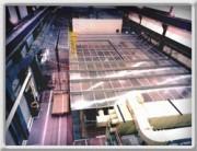 Cabine confinement industrielle - Démantèlement piscine de centrale nucléaire