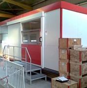 Cabine d atelier - Modulable en trois dimensions