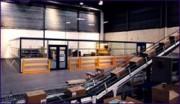 Cabine d'atelier industrielle