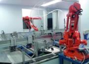 Cabine de dégraissage pour traitement de surface - Processus complet : phases prétraitement/polymérisation