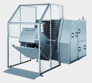 Cabine de lavage - Tunnel de lavage Inox
