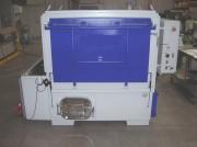 Cabine de lavage à pulvérisation 1 cuve - Machine à haute pression pour turbines d'avion