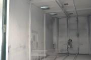 Cabine de métallisation - métalisation arc, flamme, plasma et supersonique