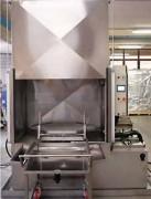 Cabine de nettoyage industrielle - Mono bain ou multi-bain - En inox - Charge de 1 à 4 T
