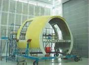 Cabine de peinture aéronautique - Energie (- 50 %) - Niveau sonore (- 50 %)
