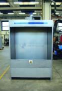 Cabine de peinture certifiée ATEX - Système novateur d'abattage sur 4 niveaux